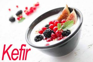 zelf kefir en yoghurt maken